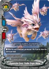 Regeration Envoy, Feather Dragon Mellow [D-BT02A-EB03/0033EN C (FOIL)] English
