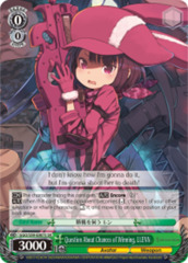 Question About Chances of Winning, LLENN [GGO/S59-E007S SR (FOIL)] English