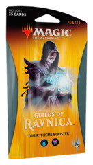 Guilds of Ravnica (GRN) Themed Booster Pack - Dimir [35 cards]