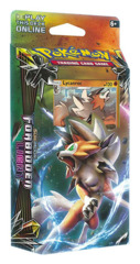 SM Sun & Moon - Forbidden Light (SM06) Pokemon Theme Deck Lycanroc