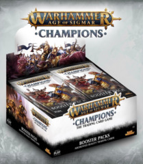 Warhammer TCG: Age of Sigmar Champions (English) Booster Box