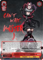 Harley Quinn [BNJ/SX01-036SP SP (SIGNED FOIL)] English