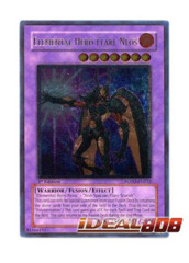 Elemental Hero Flare Neos - POTD-EN032 - Ultimate Rare - 1st Edition