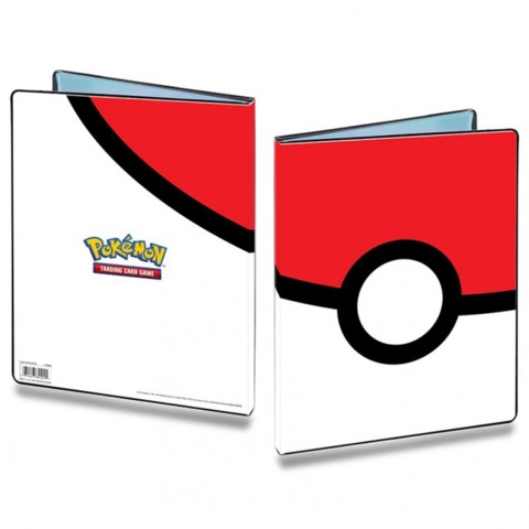 Ultra Pro Pokémon Pokeball 9 Pocket Binder (#85248)