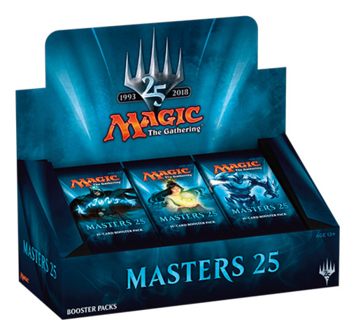 Masters 25 (M25) Booster Box
