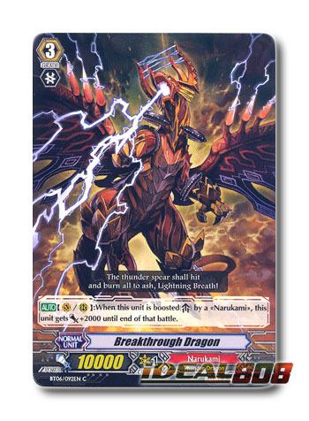 Breakthrough Dragon - BT06/092EN - C