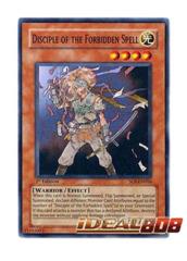 Disciple of the Forbidden Spell - SOI-EN016 - Common - 1st Edition