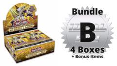 Eternity Code Bundle (B) - Get 4x Booster Boxes + Bonus Items * PRE-ORDER Ships May.01