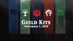 Guilds of Ravnica (GRN) Guild Kit Deck [Selesnya Conclave] * PRE-ORDER Ships Nov.02