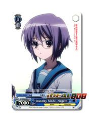 Standby Mode, Nagato [SY/WE09-E25 C (FOIL)] English