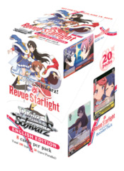 Revue Starlight (English) Weiss Schwarz Booster Box [20 Packs]