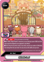 Michelle Land [S-UB-C02/0054EN U (Regular)] English