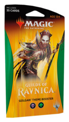 Guilds of Ravnica (GRN) Themed Booster Pack - Golgari [35 cards]