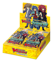 CFV-BT05 Awakening of Twin Blades (English) Cardfight Vanguard Booster Box