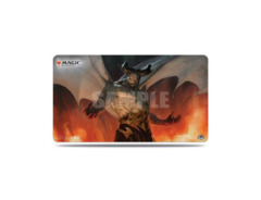 Magic the Gathering Dominaria Playmat - Demonlord Belzenlok (#86757)