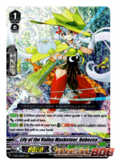 Lily of the Valley Musketeer, Rebecca - V-EB03/009EN - RRR