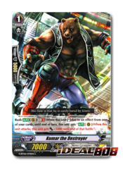 Kumar the Destroyer - G-BT06/070EN - C