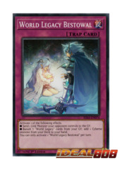 World Legacy Bestowal - RIRA-EN074 - Common - 1st Edition