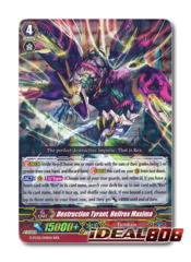 Destruction Tyrant, Hellrex Maxima - G-FC02/014EN - RRR