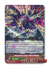 Destruction Tyrant, Hellrex Maxima - G-FC02/014EN - RRR