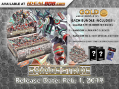 Savage Strike Bundle (C) - Get 6x Booster Boxes + Bonus Items