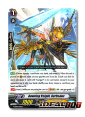 Dawning Knight, Gorboduc - G-SD02/011EN - (common ver.)