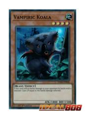 Vampiric Koala - DASA-EN048 - Super Rare - 1st Edition