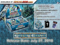 Cybernetic Horizon Bundle (B) - Get 4x Booster Boxes + Bonus Items