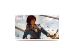 Magic the Gathering Dominaria Playmat - Jhoira, Weatherlight Captain (#86730)