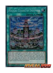 Magical Citadel of Endymion - DASA-EN055 - Secret Rare - 1st Edition