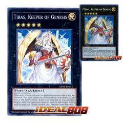 Tiras, Keeper of Genesis - Oversized - GENF-EN044