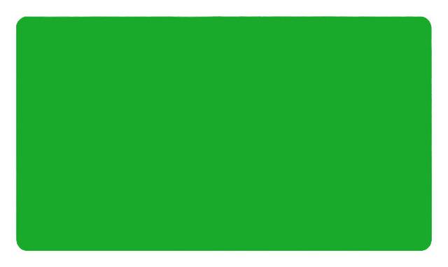 Blank Custom Nested Egg Playmat Green Card Game