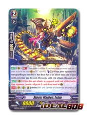 Steam Maiden, Ishin - G-BT02/062EN - C