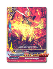 Fireball Dragon [D-BT01/0084EN C (FOIL)] English