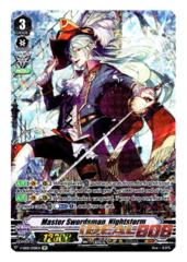 Master Swordsman, Nightstorm - V-EB08/SP08EN - SP (Special Parallel)
