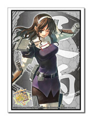 Kantai Collection Ashigara Vol.837 Character Sleeve (60ct)