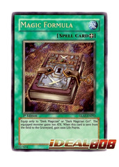 Magic Formula - GLAS-EN093 - Secret Rare - Unlimited Edition