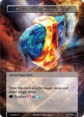 Magic Stone of Hearth's Core [CFC-091 R (Textured Foil)] English