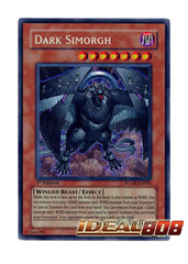 Dark Simorgh - SOVR-EN092 - Secret Rare - 1st Edition