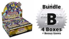 Phantom Rage Bundle (B) - Get 4x Booster Boxes + Bonus Items * PRE-ORDER Ships Nov.06