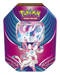 Evolution Celebration Tin - Sylveon GX