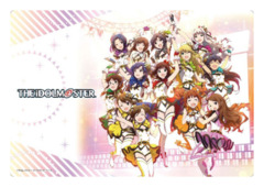 The Idolm@ster <Idolmaster> Stella Stage Character Cast Pt 1 Vol 179 Bushiroad Playmat
