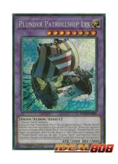 Plunder Patrollship Lys - ETCO-EN087 - Secret Rare - 1st Edition