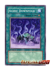 Acidic Downpour - PTDN-EN058 - Common - 1st Edition