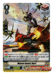 Wyvern Guard, Barri - V-BT01/021EN - RR