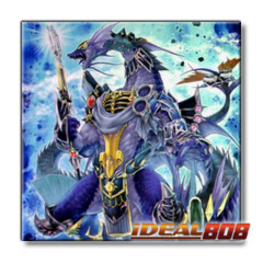 Gladiator Beast Domitanius - CHIM-EN033 - Super Rare ** Pre-Order Ships Oct.25