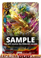 Awakened Deity Dragon, Vutt Gardra [S-CBT03/0042EN U (FOIL)] English