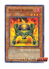Volcanic Blaster - FOTB-EN011 - Common - 1st Edition