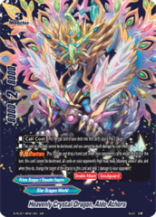 Heavenly Crystal Dragon, Aldo Athora [S-RC01/BR01EN BR (Metallic BLACK FOIL)] English