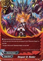 Despair D. Raider [S-CBT02/0021EN R (FOIL)] English